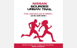 Bourges Urban Trail 2018