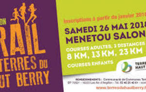 Trail du Haut Berry Menetou Salon 2018